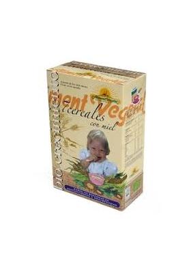 BIOCRECIMIENTO Papilla 7 Cereales con Miel Bio 6 meses 400g