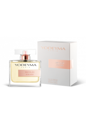YODEYMA Perfume Nicolas for her 100ml