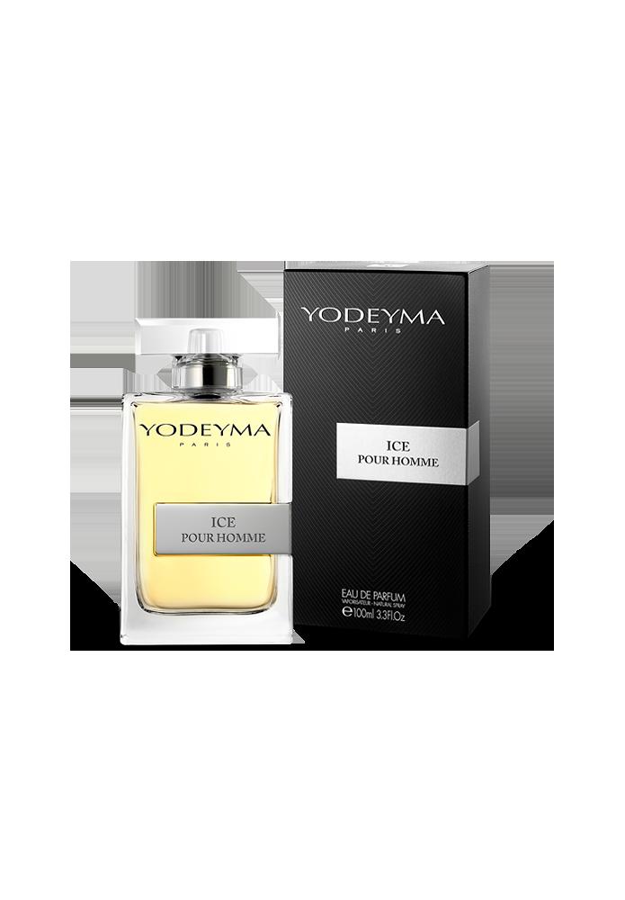 YODEYMA Perfume Ice pour Homme 100ml