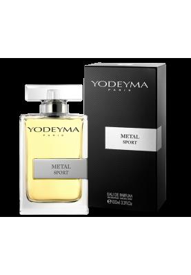 YODEYMA Perfume Metal Sport 100ml