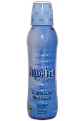 NC Aquadren Antioxidante Reductor de volumen 500ml + REGALO Cantimplora