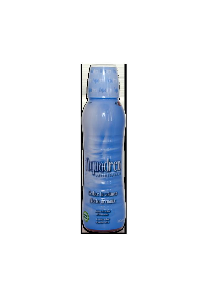 NC Aquadren Antioxidante Reductor de volumen 500ml + REGALO Cantimplora