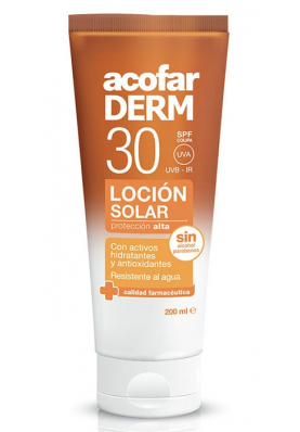 acofarDERM Loción Corporal Spray SPF30 250ml