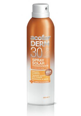 acofarDERM Loción Corporal Pediatrics Spray SPF30 250ml