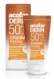 ACOFARDERM Crema Facial SPF50 Antiarrugas 50ml