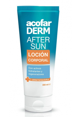 ACOFARDERM After-Sun 200ml