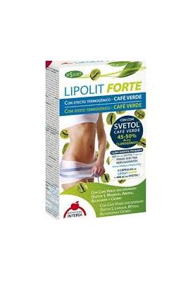 LIPOLIT FORTE con Café Verde 60 caps.