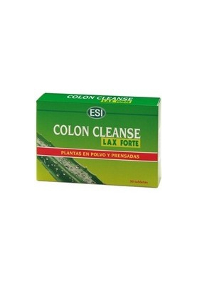 COLON CLEAN LAX FORTE 30 tabletas