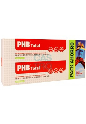 PHB TOTAL Pack Pasta dental 100ml + 100ml