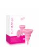 INTIMINA Lily Cup Compact Copa Menstrual Plegable Copa A
