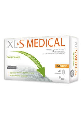 XLS MEDICAL Captagrasas 180 comp