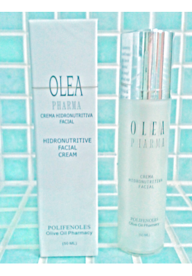 OLEA PHARMA Crema Hidronutritiva Facial 50ml