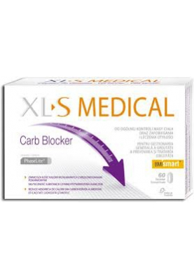 XLS MEDICAL Carboblocker 60 comp.