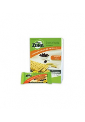 ENERZONA Tentempié Aceite Negra 7 packs