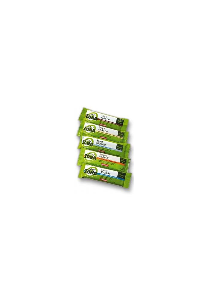 ENERZONA Snack Barrita Naranja 1 unidad