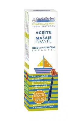 ESENTIAL'AROMS Aceite de Masaje Infantil 125ml