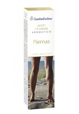 ESENTIAL'AROMS Aceite de masaje Piernas 50ml