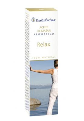 ESENTIAL'AROMS Aceite Masaje Relax 50ml