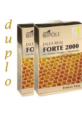 INTERSA DUPLO Jalea Real FORTE Bipole 2X20amp PROMOCIÓN 12,50€/UNIDAD