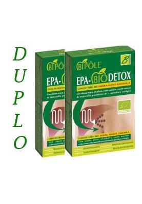INTERSA DUPLO BIPOLE EPA-BIODETOX 2X 20 amp + REGALO 5 días de probióticos