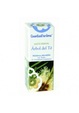 ESENTIAL'AROMS Aceite Esencial Árbol del Té BIO 10ml