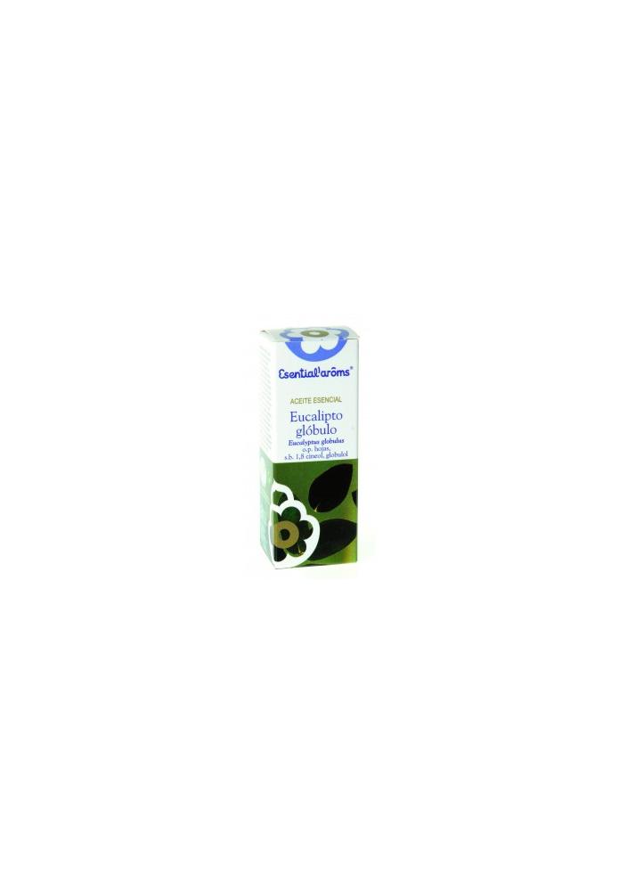ESENTIAL'AROMS Aceite Esencial de Eucalipto Glóbulo BIO 10ml