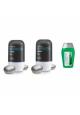 MUSSVITAL Pack Roll-On Hombre 2x75ml +REGALO Gel Aloe Vera 100ml