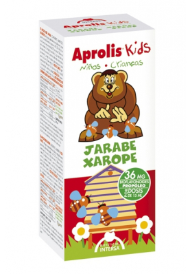 INTERSA Aprolis Kids Jarabe 180ml