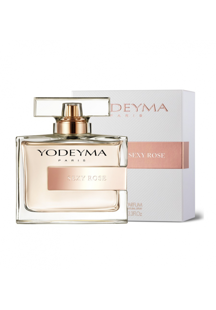 YODEYMA Perfume Sexy Rose 100ml
