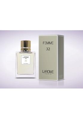 LAROME Mujer Perfume Nº32 100ml