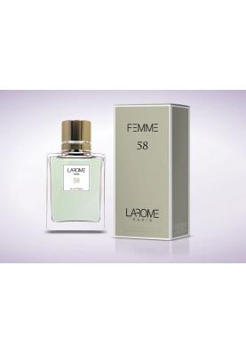 LAROME Mujer Perfume Nº58 100ml