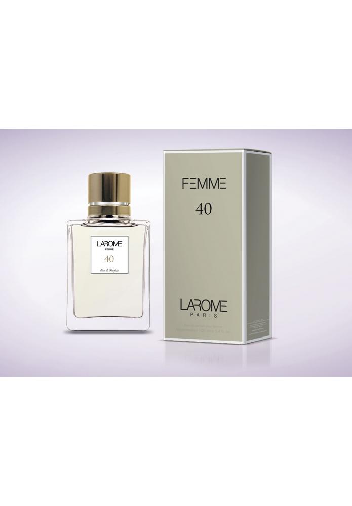 LAROME Mujer Perfume Nº40 100ml