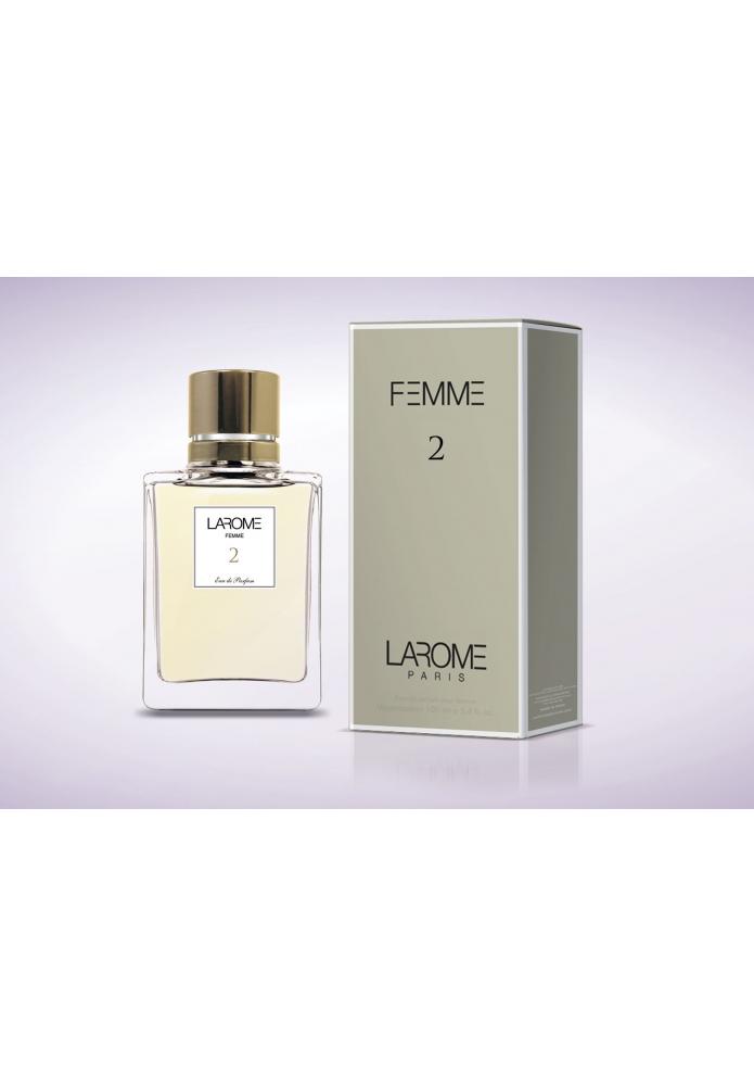 LAROME Mujer Perfume Nº2 100ml