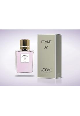 LAROME Mujer Perfume Nº80 100ml