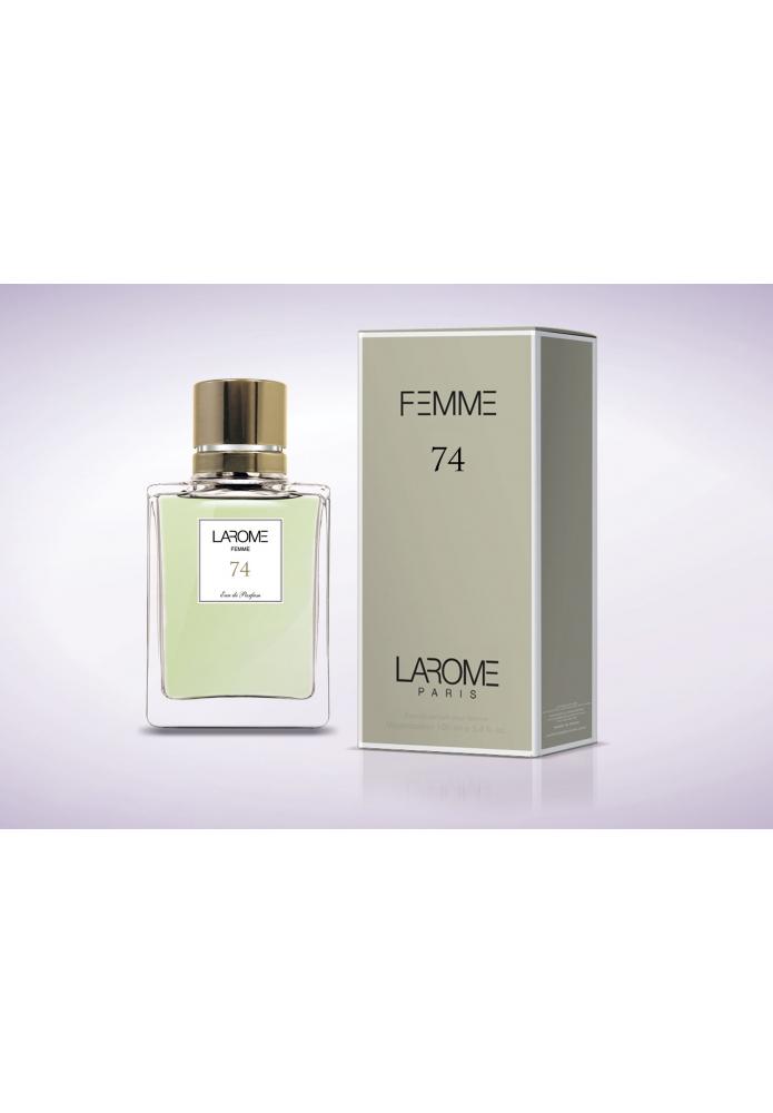 LAROME Mujer Perfume Nº74 100ml