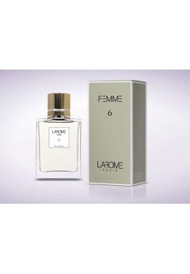 LAROME Mujer Perfume Nº6 100ml