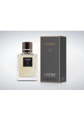 LAROME Homme Perfume Nº22 100ml