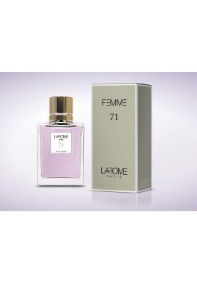 LAROME Mujer Perfume Nº71 100ml