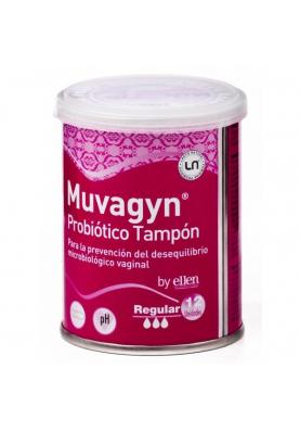 MUVAGYN Tampón Probiótico Regular 12 uds.