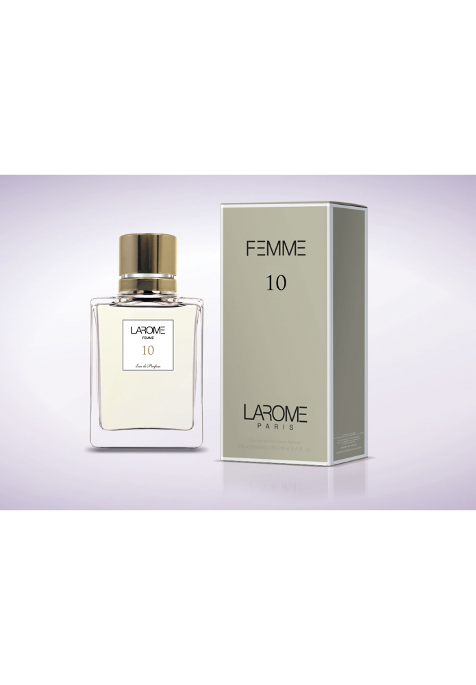 LAROME Mujer Perfume Nº10 100ml