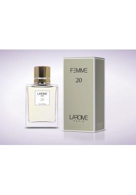 LAROME Mujer Perfume Nº20 100ml