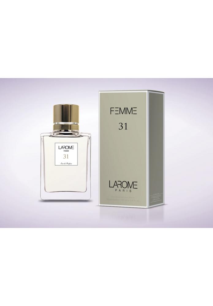 LAROME Mujer Perfume Nº31 100ml