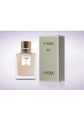 LAROME Mujer Perfume Nº61 100ml