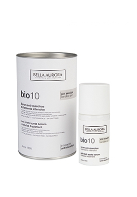 BELLA AURORA BIO 10 Serum Anti-manchas pieles sensibles 30ml