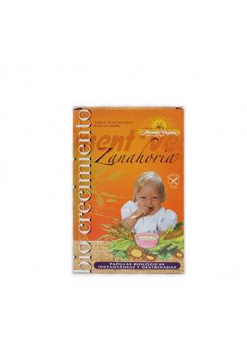 BIOCRECIMIENTO Papilla Zanahoria Sin Gluten Eco 400g