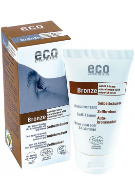 ECO COSMETICS Autobronceador 75ml