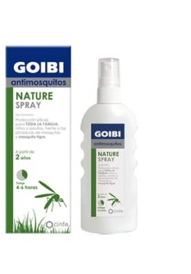 GOIBI Nature Loción Antimosquitos 100ml