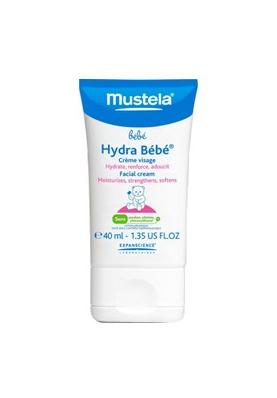 MUSTELA Hydra bebé cara 40ml