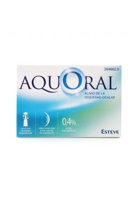 AQUORAL Monodosis 20uds.