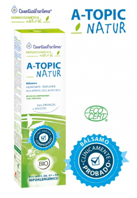 ESENTIAL'AROMS A-TOPIC Natur Bálsamo 100ml